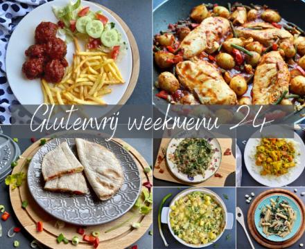 glutenvrij weekmenu 2021-24
