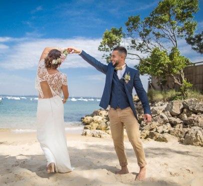 SOPHIE GOMES DE MIRANDA FLEURISTE MARIAGE CAP FERRET FLEURISTE MARIAGE BORDEAUX 20