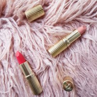 Creamy Summer Lipsticks | Joan Collins Divine Lips Lipsticks Swatches and Review