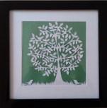 Birds in Round Tree