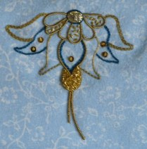 Debbie Chubb - Intro to Goldwork, 2011