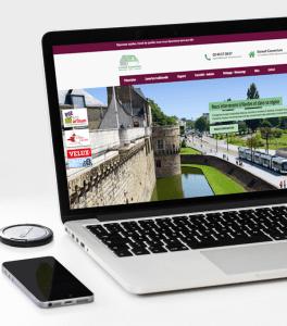 Création di site internet Esnault Couverture