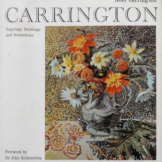 Book by Noel on Dora Carrington