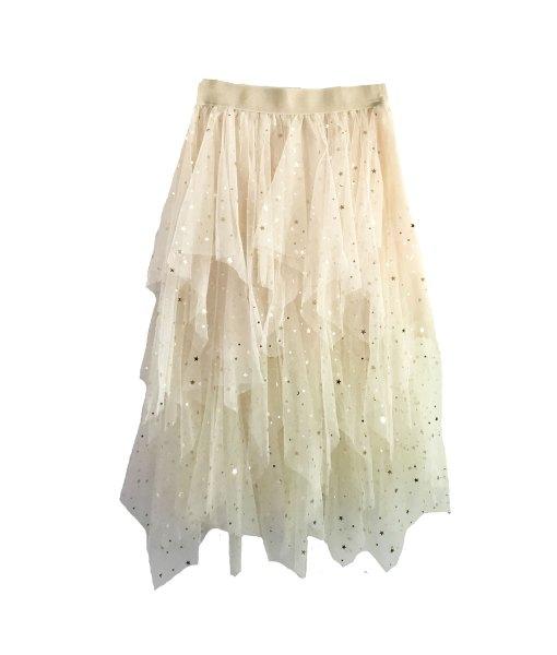 Star Star Skirt Cream