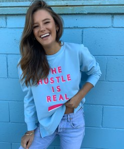 The Hustle Sweater