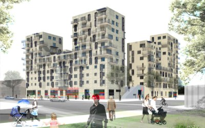 Sophienberg bygger for 400 mio. kr. på Østamager