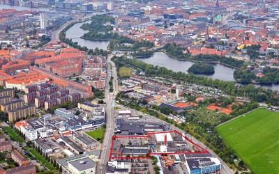 Sophienberg omdanner industriområde på Amager til 'New York'er-kontorer' og nye boliger
