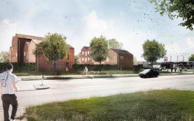 Rækkehusprojekt i Hillerød