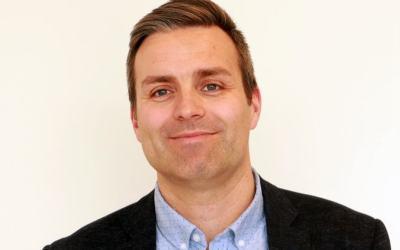 Ny projektleder Rune Wittendorff Reholt