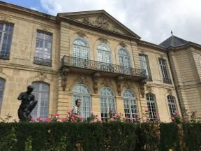 Parigi, il palazzo che ospita la collezione di Rodin