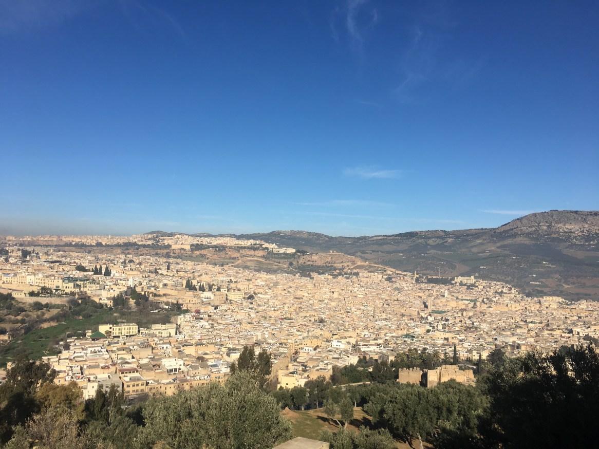 Marocco. Fez, antica capitale imperiale