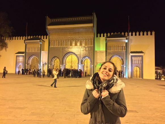 Fès. Il Palazzo Reale