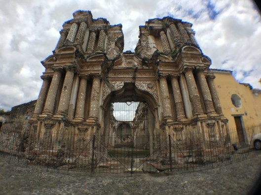Antigua. El Carmen