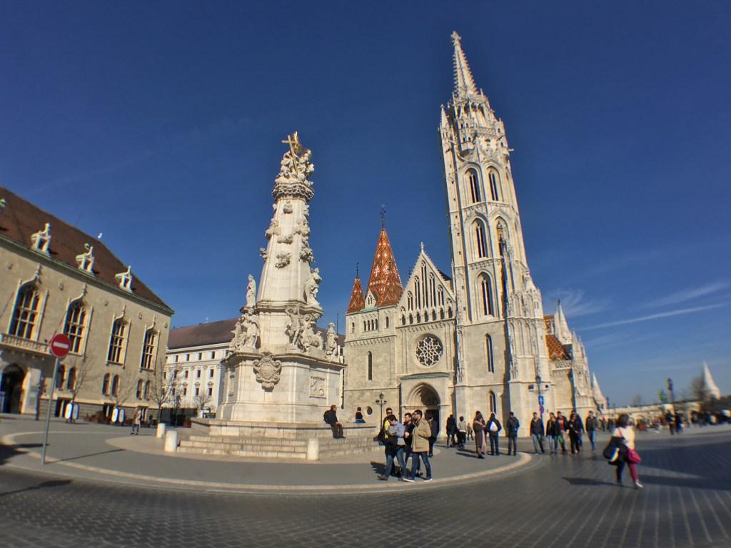 Chiesa di San Mattia, Budapest, Ungheria