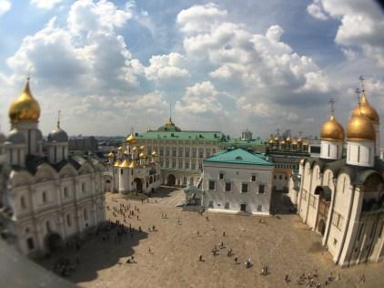 Mosca. Le chiese del Cremlino