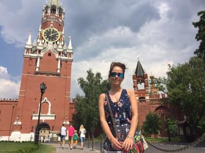 Mosca. Il Cremlino