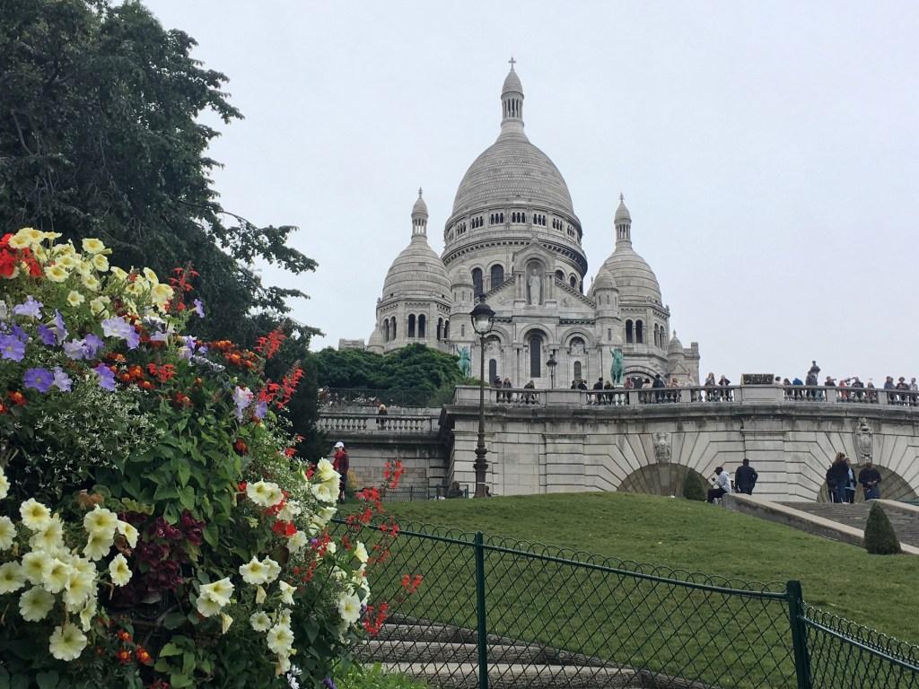 Sacré Coeur, Montmartre, Parigi, Francia