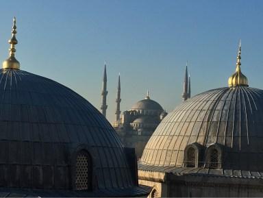 Istanbul, la moschea blu
