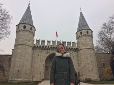 Istanbul, palazzo Topkapi