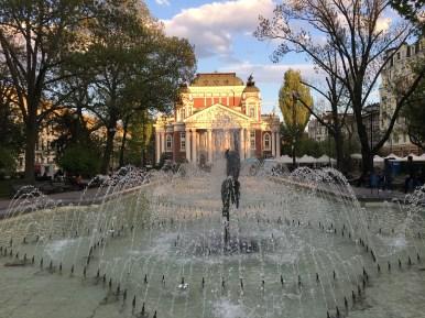 Sofia, Teatro Ivan Vazov
