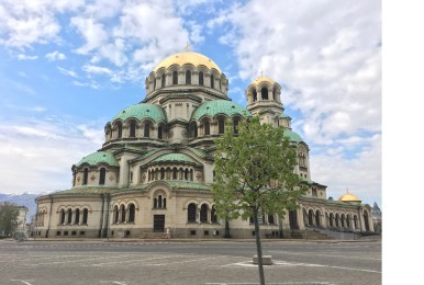 Sofia, cattedrale Aleksandr Nevskij
