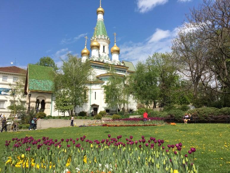 Sofia, Chiesa di San Nicola