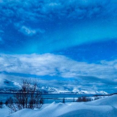 Un assaggio di aurora boreale