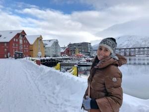 Tromsø, il porticciolo