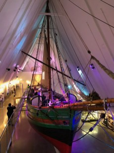 Bygdøy, Museo Fram. La nave Gjøa