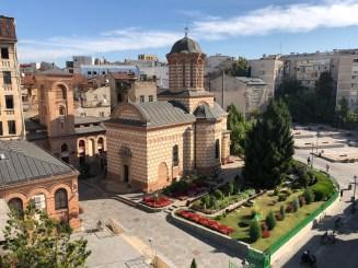Lipscani, chiesetta ortodossa di Sfantul Antul