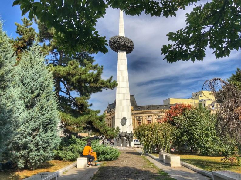 Bucarest, Monumento della Rinascita