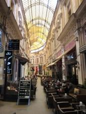 Bucarest, passaggio Macca-Vilacrosse