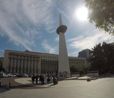 Bucarest, Piazza della Rivoluzione