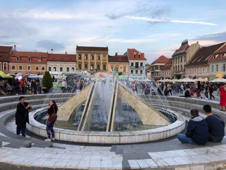 Centro di Brașov