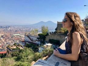 La vista dalla Certosa di San Martino