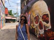 Toronto, graffiti Kensington Market