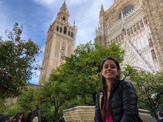 La cattedrale di Siviglia