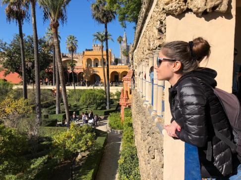 Giardini del Real Alcazar