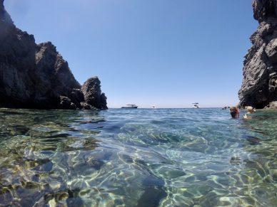 Il mare di Pantelleria