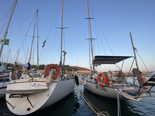 Santa Maria di Leuca, porto