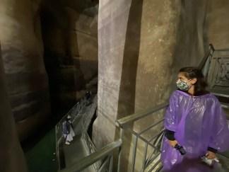 Matera, il Palombaro lungo (antica cisterna della città)