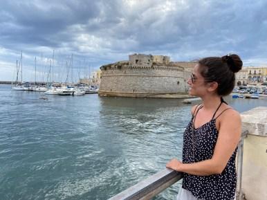 Gallipoli, porto antico