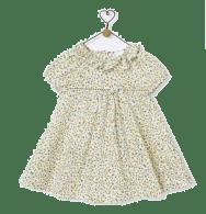 3. Cyrillus Liberty Print Dress