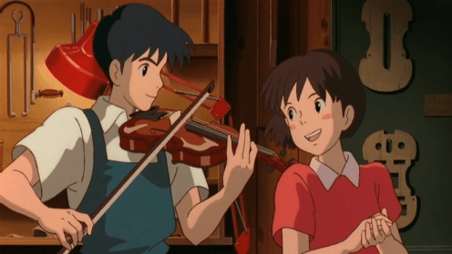 Shizuku and Seiji