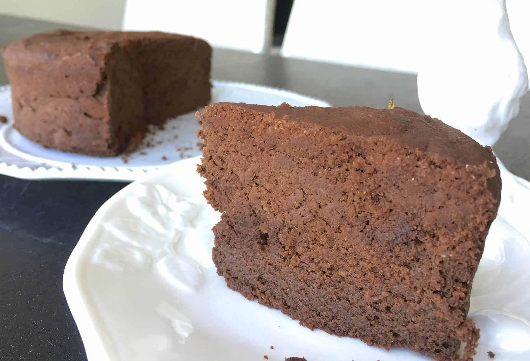 超濕潤生酮巧克力蛋糕 Low Carb Chocolate cake
