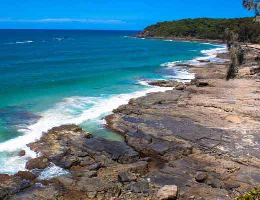Noosa Queensland Beach