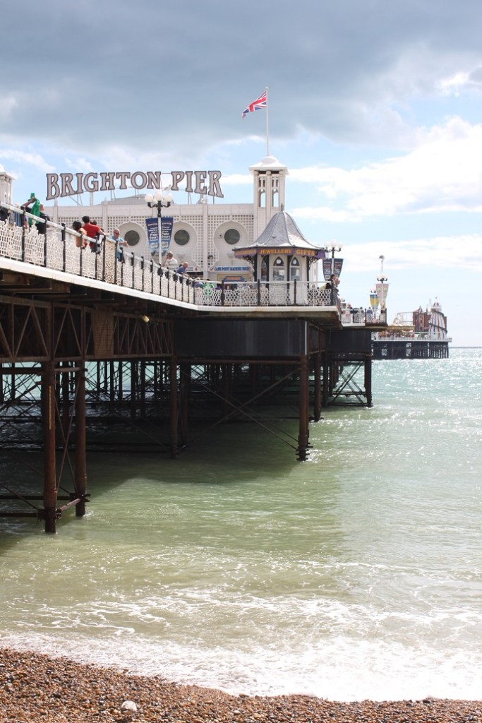 Day Trips From London by Train brighton
