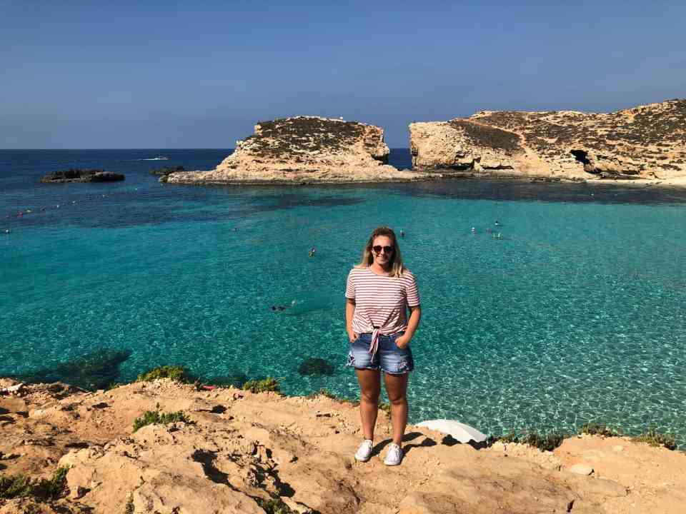 Day Trip To The Blue Lagoon Malta Sophie S Suitcase