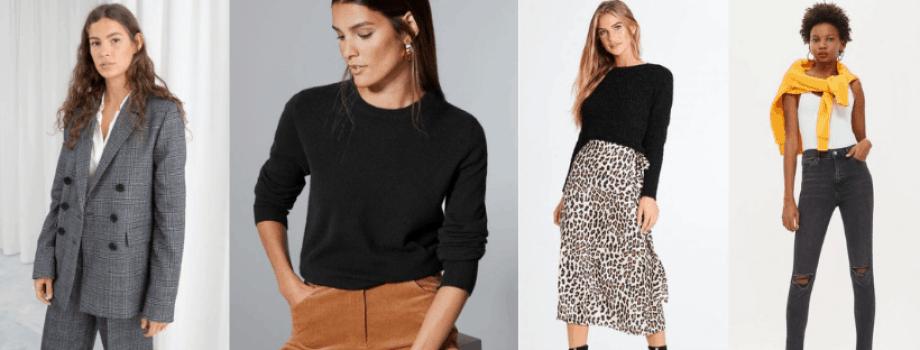 Autumn Fashion Items