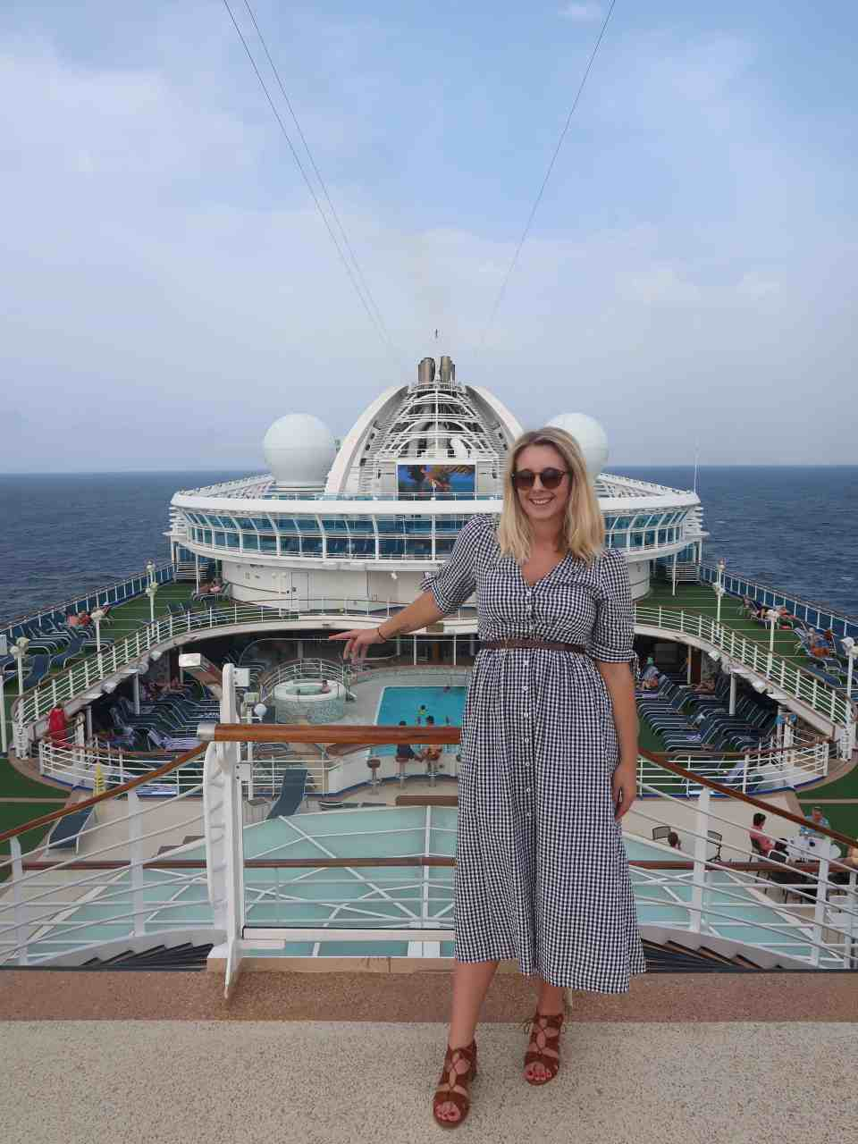Princess Cruises Crown Princess